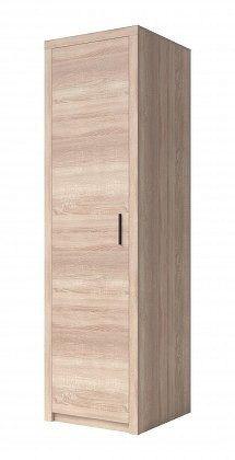 Obývací skříň Nemesis - 1x dveře (dub sonoma)