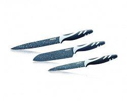 BANQUET Sada nožů s nepřilnavým povrchem GRANITE, 3 ks
