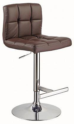 Barová židle KROKUS C-105 hnědá