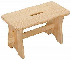 Dřevěná stolička borovice E427
