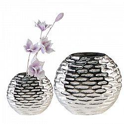 Hliníková váza Blend, 25 cm