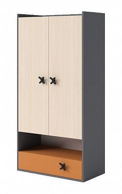 IKS X-03 šatní skříň