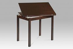 Jídelní stůl rozkládací 60x90 cm ořech BT-4723 WAL