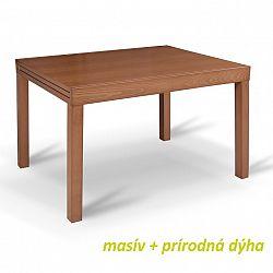 Jídelní stůl rozkládací v moderním dřevěném provedení třešeň FARO