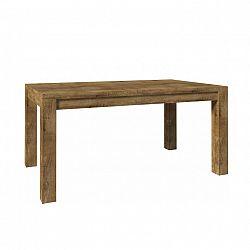 Jídelní stůl ST 160 v moderním provedení dub NEVADA