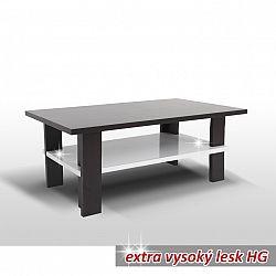 Konferenční stolek v luxusním provedení wenge ANATOL