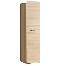 LIMO L2 šatní skříň zelená