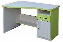 Počítačový stůl rohový STEVE C012