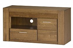 Televizní stolek se zásuvkou v dekoru dub rustical typ 24 KN621