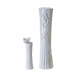 Váza porcelánová Motiv, 33 cm