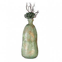 Váza z recyklovaného skla San Diego, 50 cm