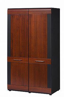 VIEVIEN 72 šatní skříň 2-dveřová