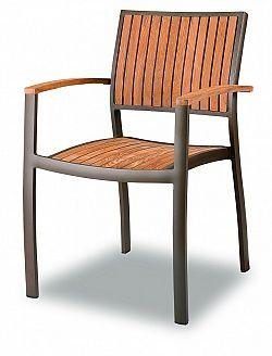 Zahradní hliníková židle C88012-TK