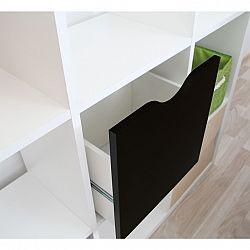 Zásuvka v elegantním černém provedení Tofi BOX NEW
