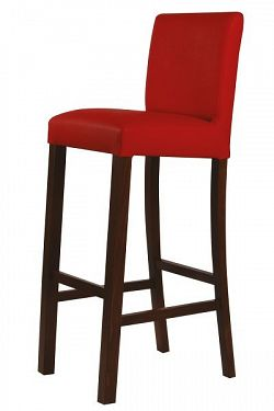 Židle buková barová PATRICIE Z88