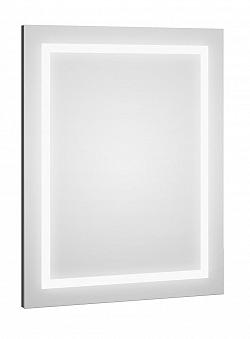 Zrcadlo s LED osvětlením s grafit proužkem F1273