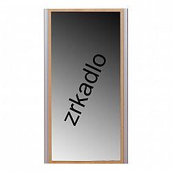 Zrcadlo ve stylovém bukovém provedení LISS TYP 09