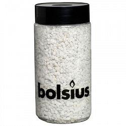 BOLSIUS dekorační kamínky bílé 2-3mm 600g