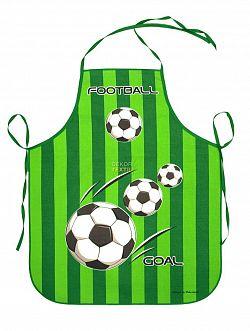 Forbyt, Dětská zástěra, Fotbal, zelená
