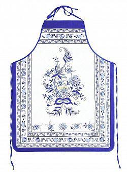 Forbyt, Zástěra, Cibulák s modrým lemem