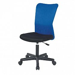 Kancelářská židle MONACO modrá K62