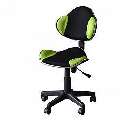 Židle NOVA zelená K17