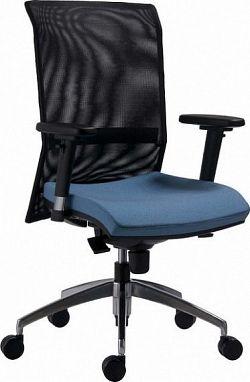 Antares Kancelářská židle 1580 SYN Gala NET SYN Gala NET ALU