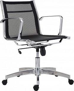 Antares Kancelářská židle 8850 Kase mesh - nízká záda Bílá síť