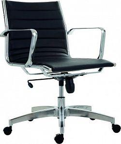 Antares Kancelářská židle KASE 8850 Ribbed - nízká záda