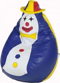 Antares Sedací pytel El Sakc - Clown Žlutý