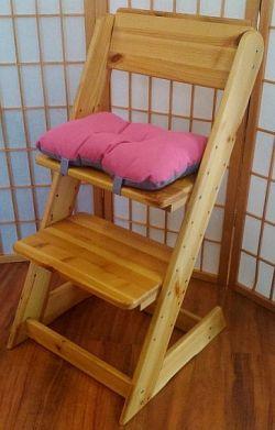ATAN Sedák na dětskou židli Klára 2 Tyrkysovo-zelená