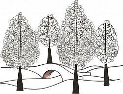 Autronic Dekorační strom HY-MTY03