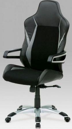 Autronic Kancelářská židle KA-E540 BK