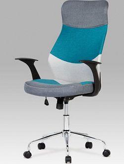 Autronic Kancelářská židle KA-N849 GRN - zelená