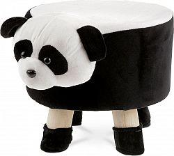 Autronic Taburet - panda LA2008