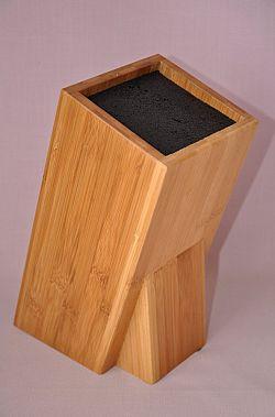 Axin Trading Blok na nože bambus