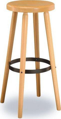 Bernkop Barová dřevěná židle 371 692 Robert