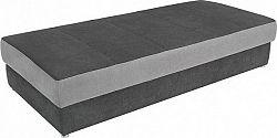 BRW Postel 90 cm Pepe - grey tmavě šedá
