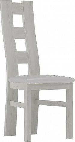 Casarredo Čalouněná židle I bílá/Victoria 20