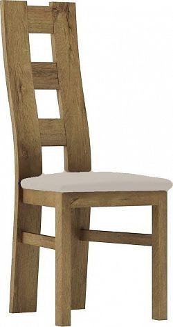 Casarredo Čalouněná židle I dub stirling/Victoria 20