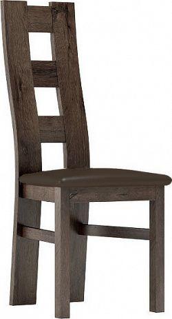 Casarredo Čalouněná židle I jasan tmavý/Victoria 36