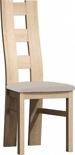 Casarredo Čalouněná židle I kraft zlatý/Victoria 20