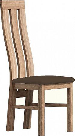 Casarredo Čalouněná židle II dub sanremo/Victoria 36