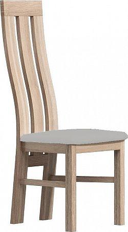 Casarredo Čalouněná židle II kraft zlatý/Victoria 20