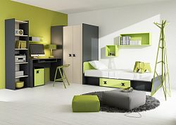 Casarredo Dětská sestava IKS zelený dekor
