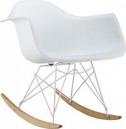 Casarredo Houpací židle MONDI II bílá