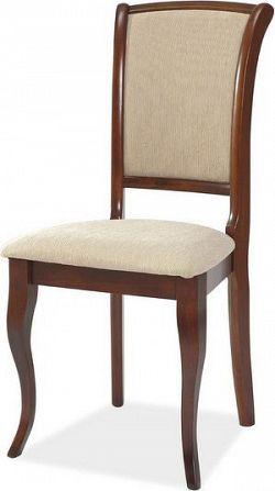 Casarredo Jídelní čalouněná židle MN-SC ant. třešeň/T01