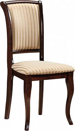Casarredo Jídelní čalouněná židle MN-SC ořech/T19