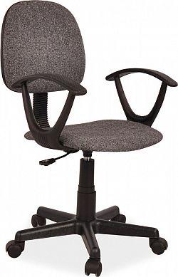 Casarredo Kancelářská židle Q-149 šedá