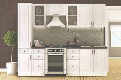 Casarredo Kuchyně VICTORIE  bílý santál